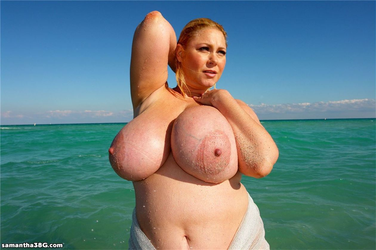 Bbw gif topless exposed photo